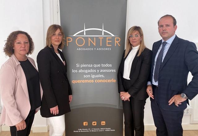 Ponter Abogados consolida su expansión con la integración de la firma Actualidad Fiscal